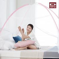다샵 원터치모기장 핑크 2~3인용