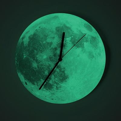무소음 달시계 야광