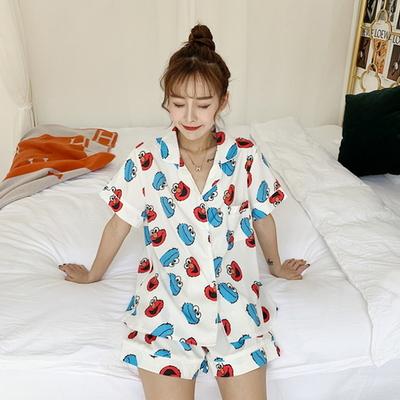 엘모 여름잠옷 파자마 세트