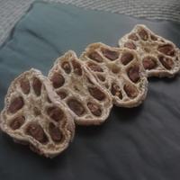 스윗비 강아지 수제간식 오리연근칩 60g