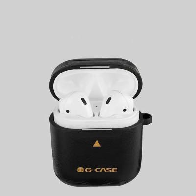G CASE 애플 에어팟 가죽케이스 키링 분실방지 스트랩