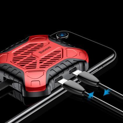 아이폰 아이패드 쿨러 3 in 1 고속 충전기 냉각쿨러