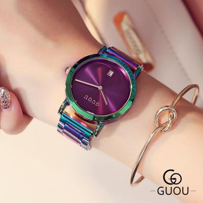 트렌드 스틸 밴드 메탈시계 여성시계 손목 패션시계