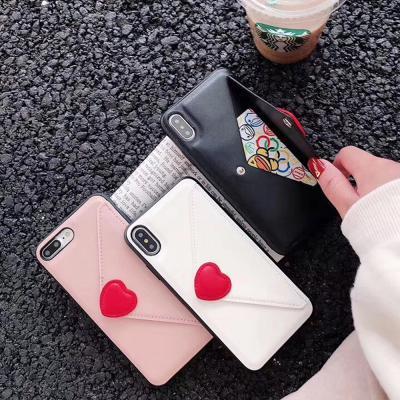 아이폰 XR XS MAX 8 7플러스 가죽 카드 수납 지갑 실리콘 소프트 범퍼 휴대폰 케이스