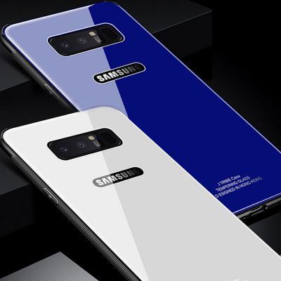 갤럭시S10 5G S10E S10플러스 슬림핏 강화유리 실리콘 범퍼 하드 커플 휴대폰케이스