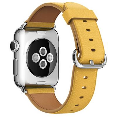 애플워치2 3 4 모던 가죽 패션 밴드 스트랩 시계줄