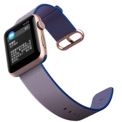 애플워치4 3 2 나일론 패션 밴드 스트랩 손목 시계줄