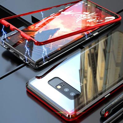 갤럭시노트10/9/S9/S10 5G/플러스 자석 풀커버 케이스