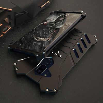 갤럭시S10 5G S10E 플러스/슬림 박쥐 메탈 하드 핸드폰 케이스