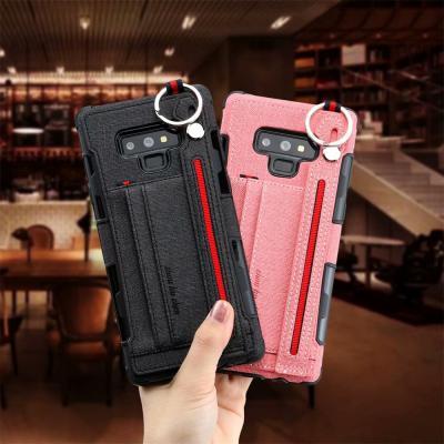 갤럭시S10 5G S9 S8플러스 노트9 8 카드 스트랩케이스