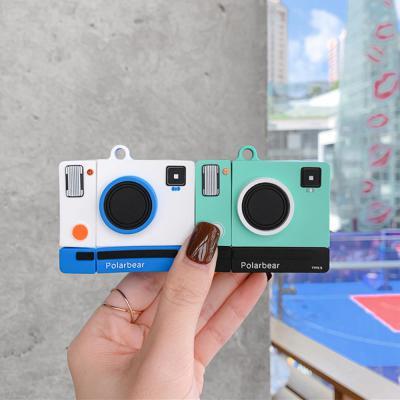 에어팟 에어팟2 차이팟 카메라 실리콘케이스 키링세트