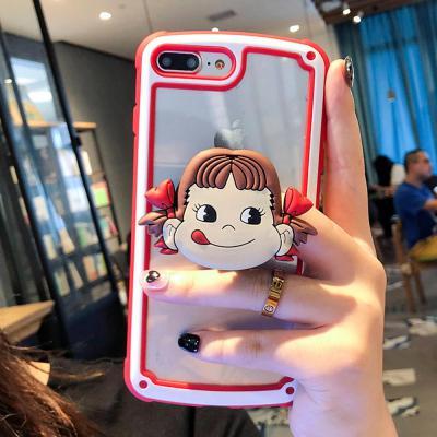 갤럭시노트10 플러스 노트9 s20 s20+ s20울트라 s10 s9 스마트톡 캐릭터 투명 범퍼 핸드폰 케이스