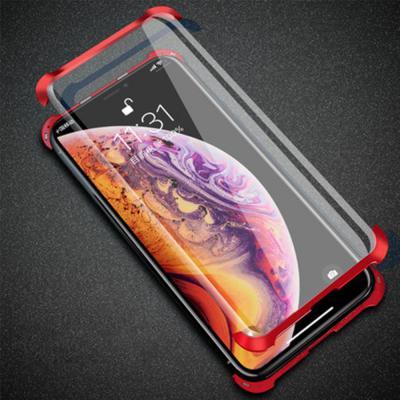 아이폰XR XS MAX 8 7플러스 투명 풀커버 자석 케이스