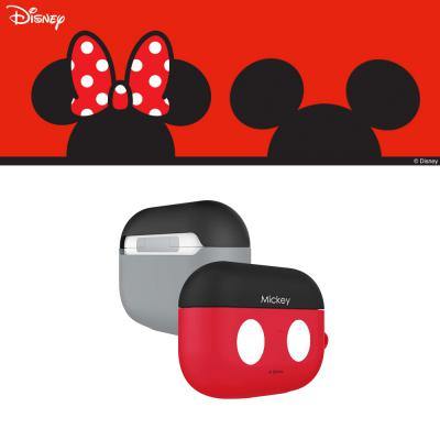 에어팟 프로 케이스 3세대 정품 디즈니 캐릭터 하드 스티커세트