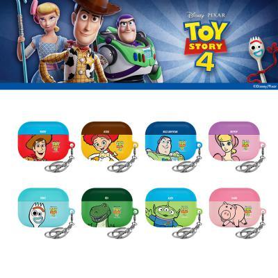 에어팟프로 케이스 3세대 토이스토리 정품 캐릭터 하드 스티커세트