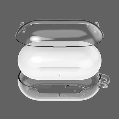 갤럭시버즈 플러스 1세대 2세대 솔리드 클리어 투명 하드 무선충전 케이스