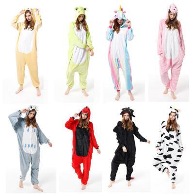 파자마 파티 공룡 유니콘 캐릭터 동물 공룡 수면 잠옷 홈웨어