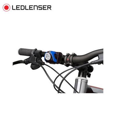 LEDLENSER 레드랜서 B5R 180루멘 충전용 자전거 라이트 (블루/그레이) / LED 후레쉬 랜턴 서치라이트