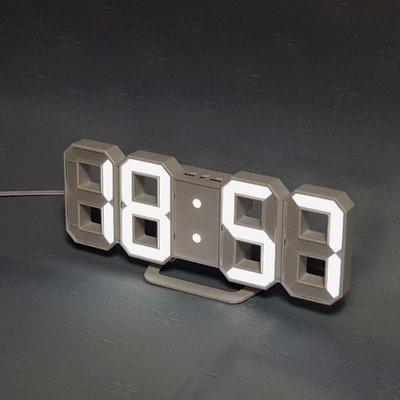 벽걸이LED시계(22CM)