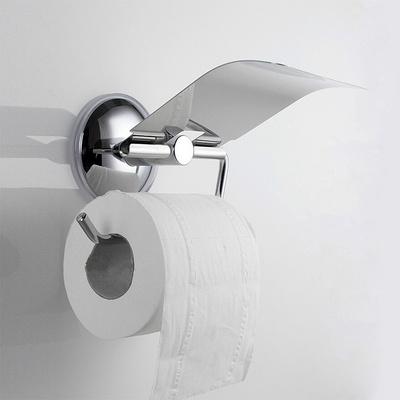 화장실 휴지걸이 욕실 흡착식 무타공 스텐