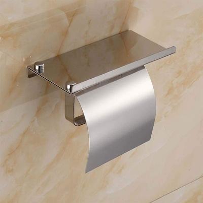 화장실 휴지걸이 욕실 휴대폰거치대 스텐