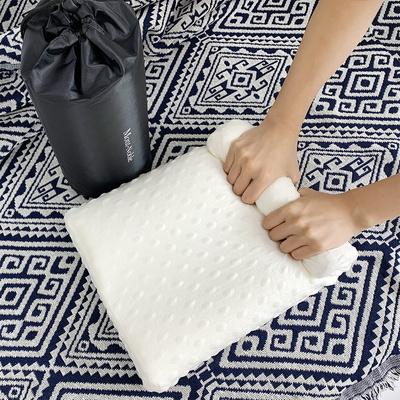 포터블 캠핑 휴대용 메모리폼 베개 여행용 차박 롤업