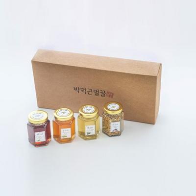 박덕근벌꿀4종선물세트 1호
