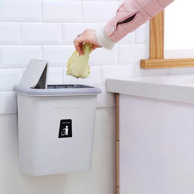 벽걸이 화장실 휴지통 쓰레기통