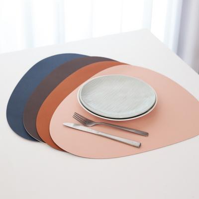 조약돌 양면 식탁 테이블매트
