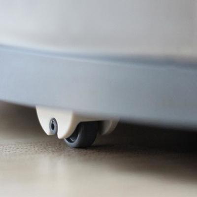 수납함 정리함 리빙박스 접착식 이동바퀴