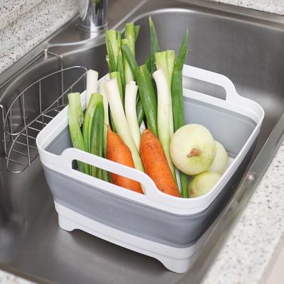 설거지통 캠핑 이동식 접이식