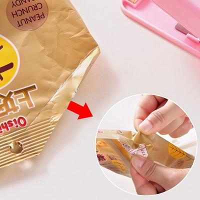소형 비닐접착기 봉지밀봉 실링기 휴대용