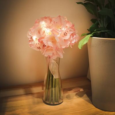 핑크 체리블라썸 LED 무드등