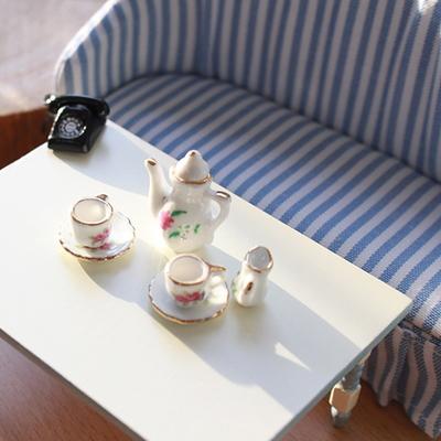 DS-498북유럽 거실 미니어처 세트 인테리어 소품 카페 장식품