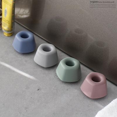 DS-712실리콘 캔디 칫솔꽂이 2P set 욕실 칫솔 걸이 홀더