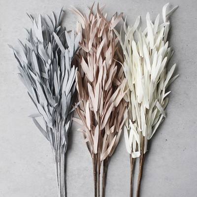 DS-아트 부들 가지 3color 조화 장식