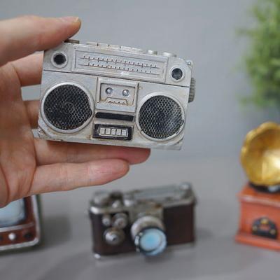 DS-849앤틱 가전 제품 미니어처 5type 인테리어 카페 장식 소품
