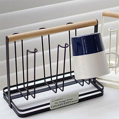 DS-S1006키친 컬렉션 머그잔 걸이 2color 컵 꽂이 홀더