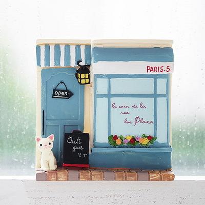 DS-S328샤샤네 레스토랑 미니어처 인테리어 카페 장식 소품 개업 선물
