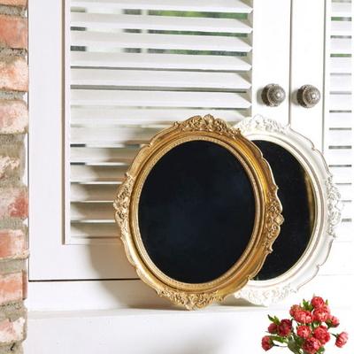 DS-S91로망스 인테리어 벽걸이 거울 2color 개업 집들이 선물 카페 소품