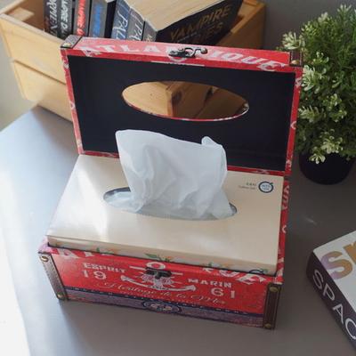 DS-S119안틀란틱 각 티슈 케이스 화장지 커버 박스 개업 집들이 선물