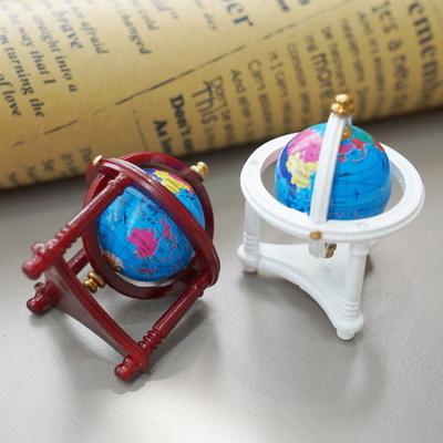 DS-S248지구본 미니어처 2color 카페 인테리어 장식품 개업 선물