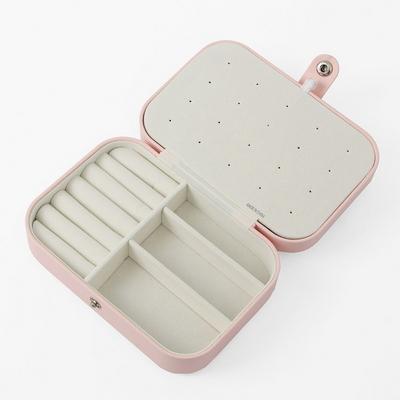 DS-GT36루디아 액세서리 보석함 (핑크) 반지 목걸이 주얼리 보관함