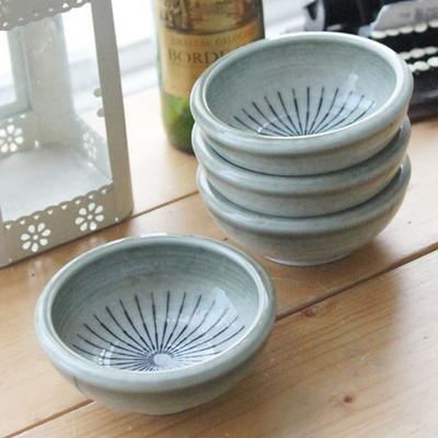 DS-L157일본 아케미 비빔기 4P세트 2size 비빔 면 그릇