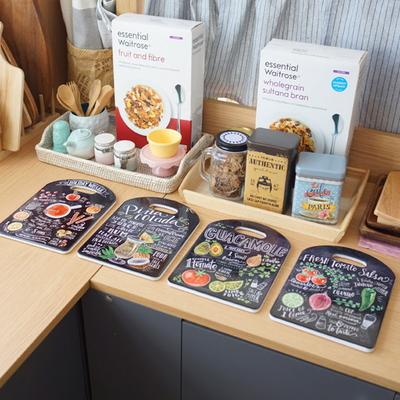 DS-S201블랙 키친 냄비받침 4Type 주방 소품