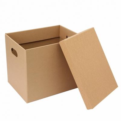 DS-G666 DIY 크래프트 수납 종이 박스 (39x29cm) 다용도 리빙 상자