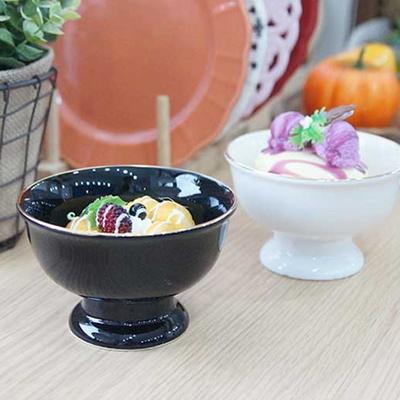 DS-L229에일린 골드링 빙수볼 2color 아이스크림 화채 그릇