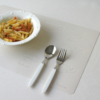 DS-L248카페 실리콘 식탁매트 4color 테이블매트