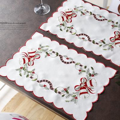 DS-J490크리스마스 식탁매트 테이블매트 1P