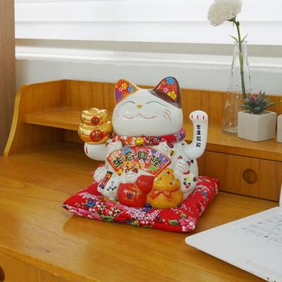 DS-S694손흔드는 복 고양이 마네키네코 소품 (대)